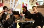 Birthday at Swensen's